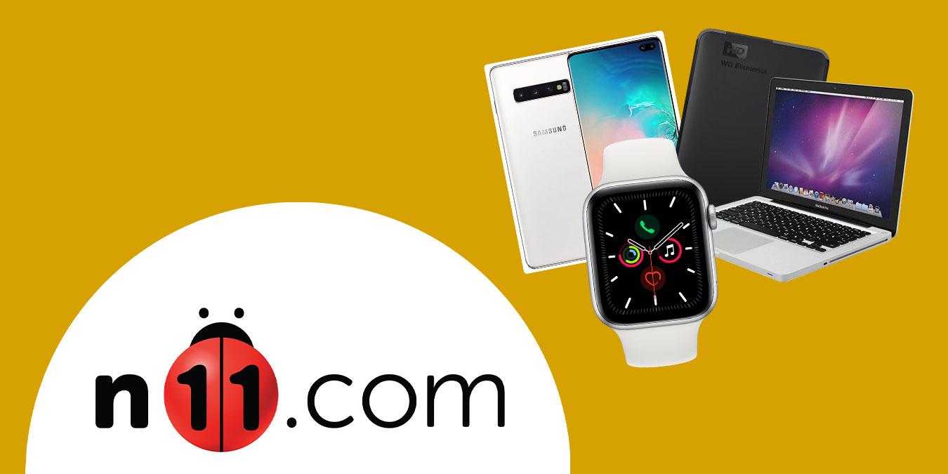 N11 11.11 Kampanyası - İndirimli Elektronik Eşyalar 2019