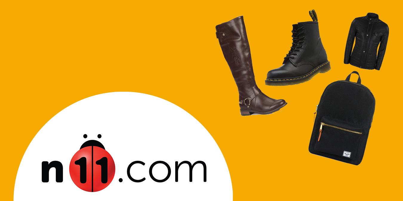 N11 11.11 Kampanyası - İndirimli Giyim ve Çanta Ürünleri 2019