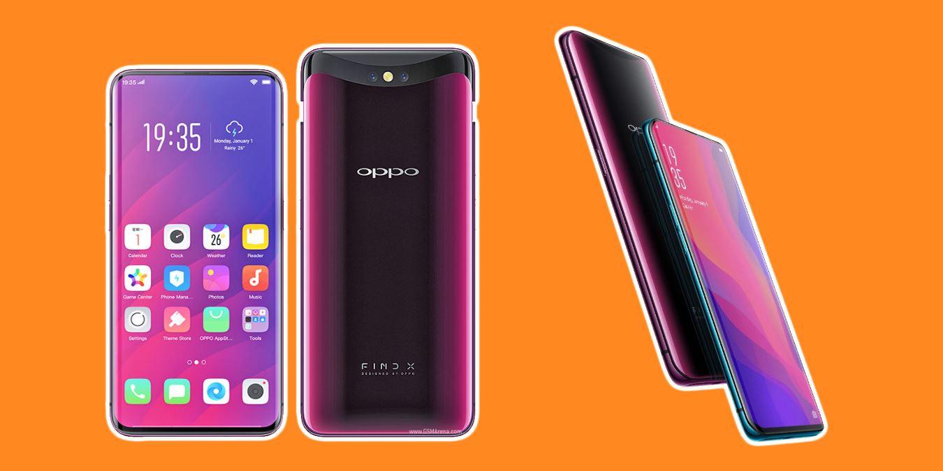 Sürgülü Kamera Özelliğine Sahip Telefon; Oppo Find X Detaylı İncelemesi!