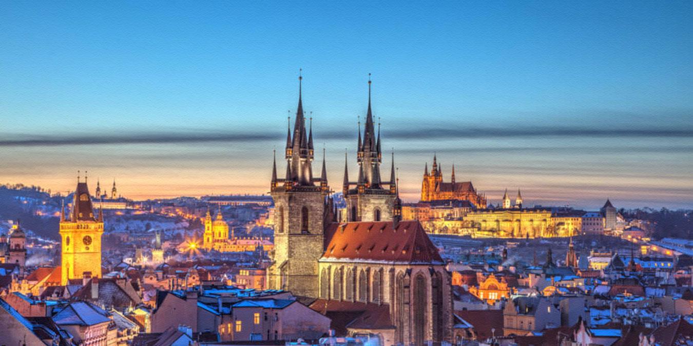 Çek Cumhuriyeti'nin Başkenti Prag Hakkında 20 İlginç Gerçek