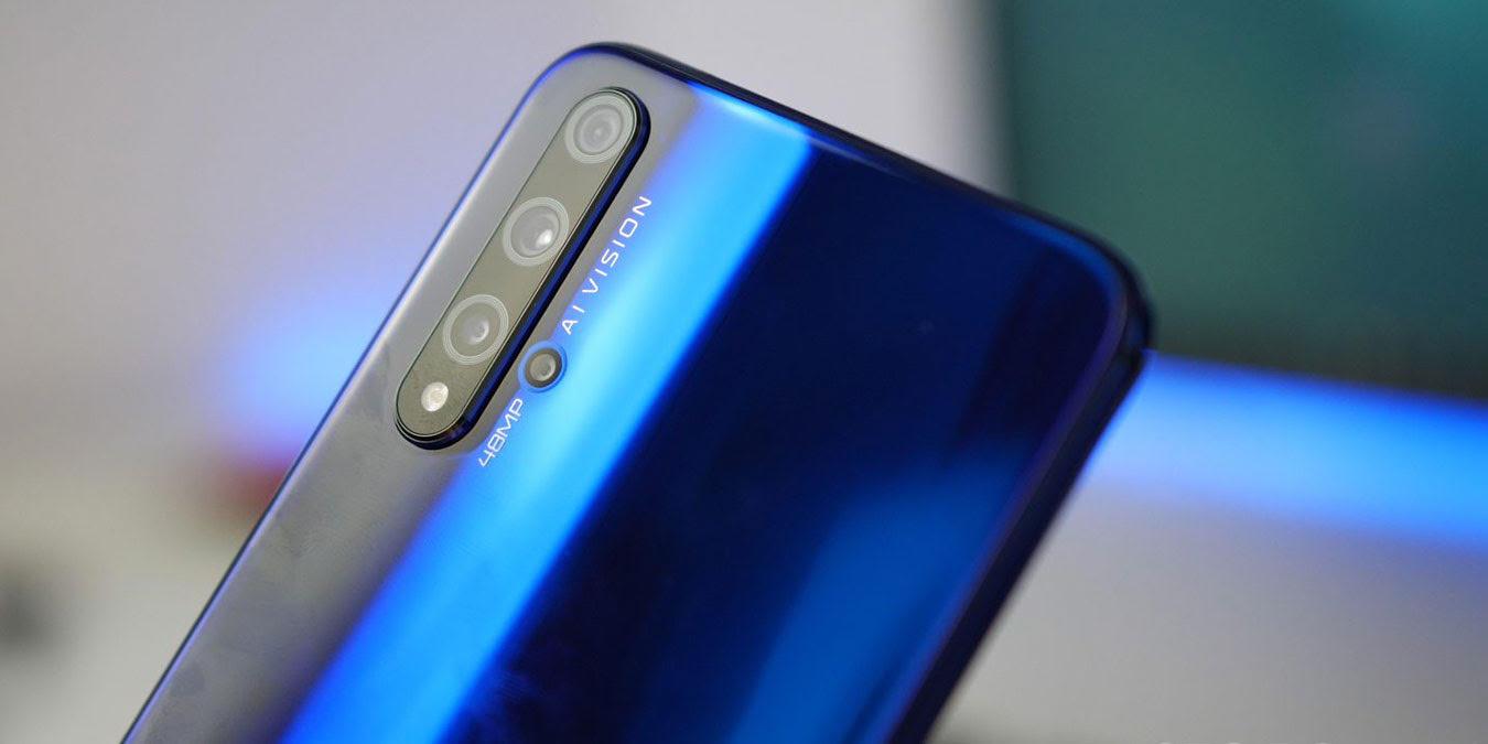Huawei Honor 20 Fiyat ve Özellikleri
