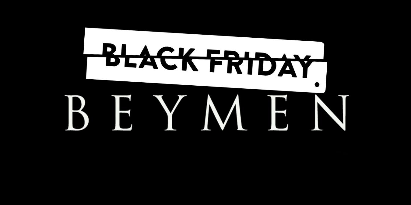 Beymen Dev Black Friday İndirimleri 2019 - Kara Cuma Kampanyalı Ürünleri ve Fırsatları