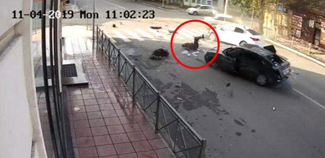 Kaza Değil Katliam! Yoldan İnsan Topladılar! İşte O Görüntüler…