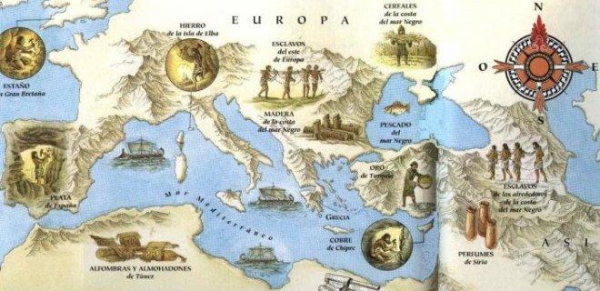 Ticaret Yolları - Türkiye'nin Konumu Açısından Tarihi Ticaret Yolları