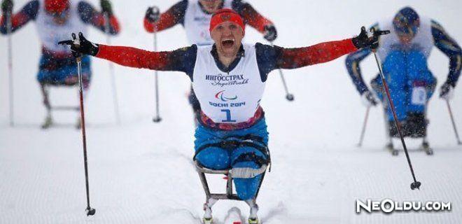 Dört Yılda Bir Yapılan Paralimpik Kış Oyunları