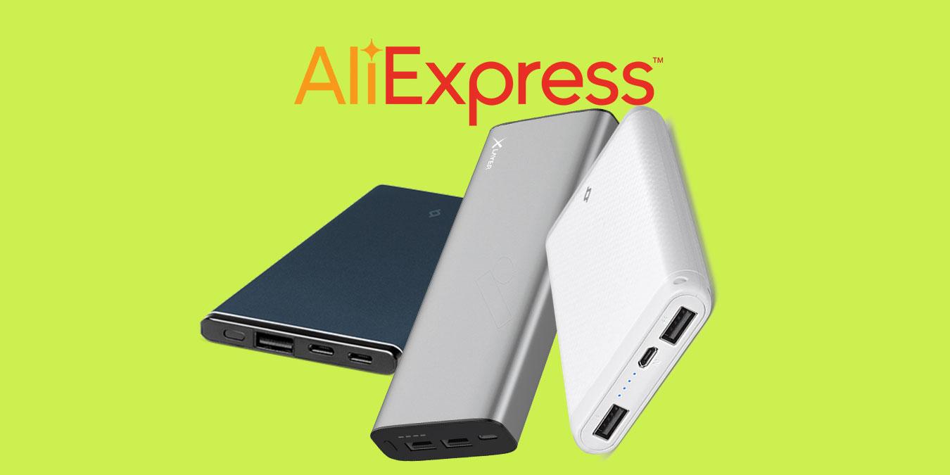 Aliexpress Powerbank Modelleri ve Fiyatları