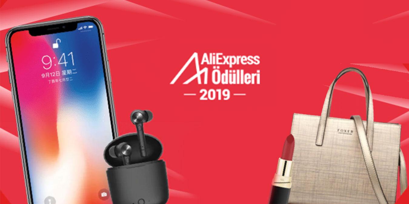 AliExpress Ödülleri 2019 İndirim Kuponu ve Fırsat Ürünleri