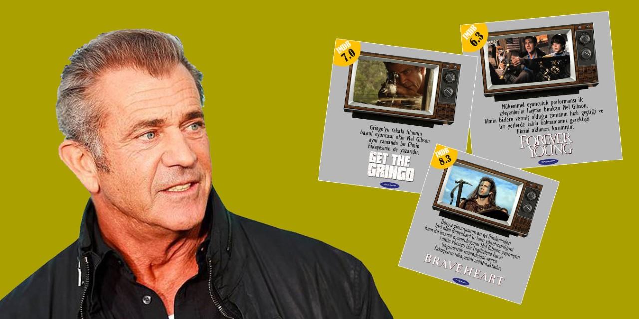 Mel Gibson Filmleri - Mutlaka İzlenmesi Gereken 20 Mel Gibson Filmi