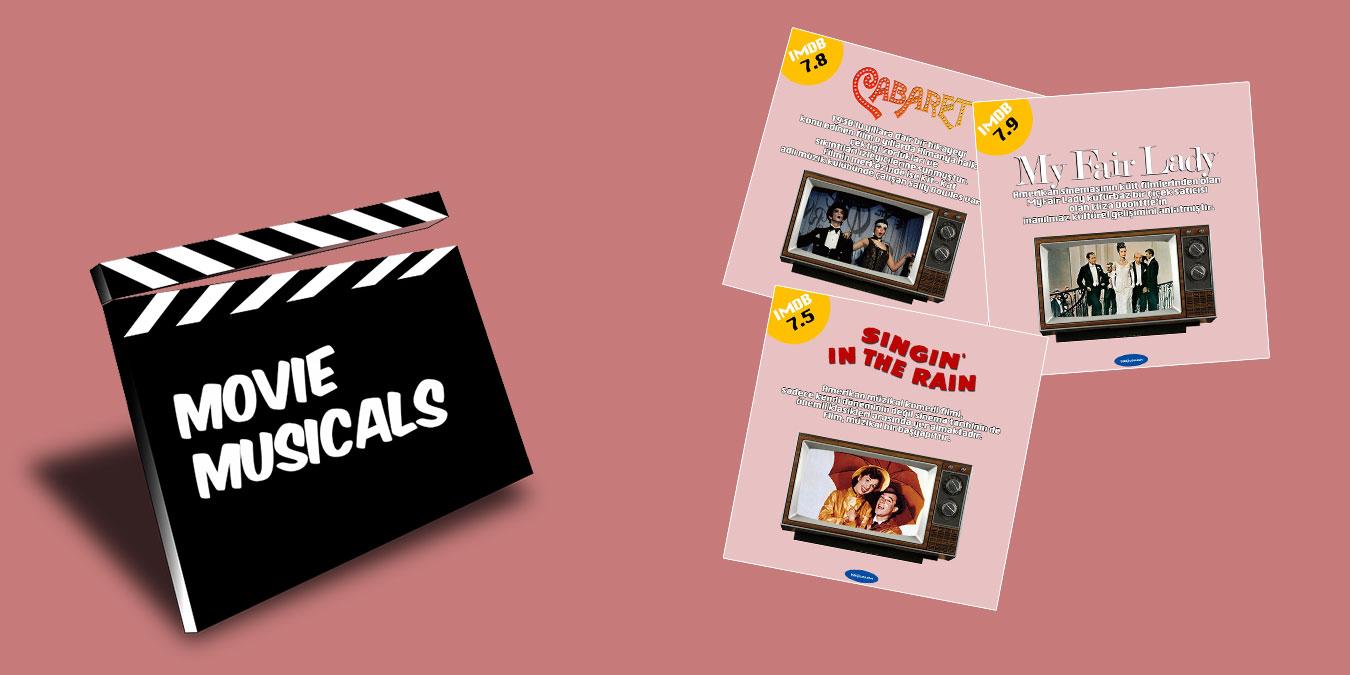 Müzikal Filmler - Sinema Tarihine Damgasını Vuran IMDb Puanı Yüksek Müzikal Filmler