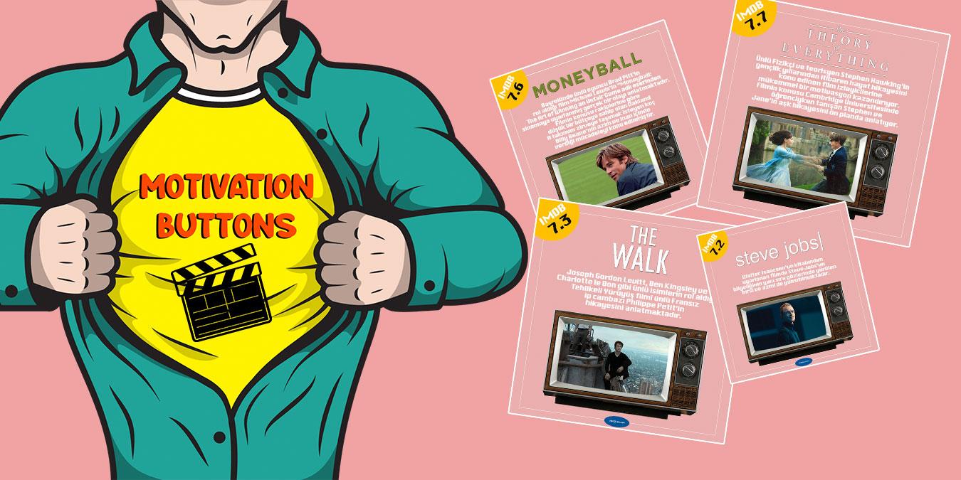Motivasyon Filmleri – İzlemeye Doyamayacağınız IMDb Puanı Yüksek En İyi 30 Motivasyon Filmi