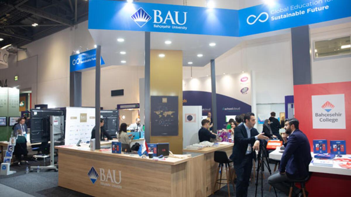 Bahçeşehir Üniversitesi (BAU) Geleceğin Eğitim Teknolojilerini Londra'da Tanıttı!