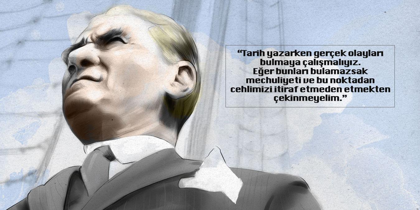 Atatürk Sözleri - Atatürk'ün En Güzel ve Özlü Sözleri