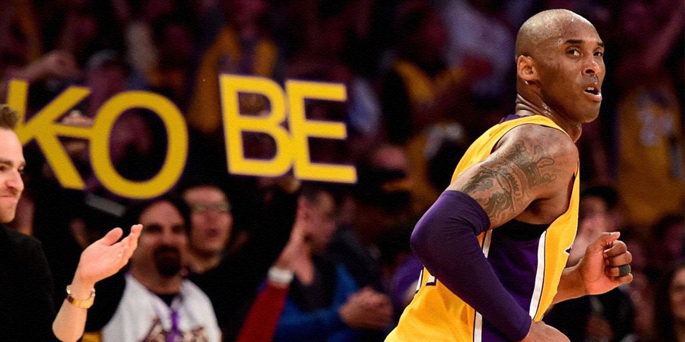Ünlü Basketbolcu Kobe Bryant Hayatını Kaybetti