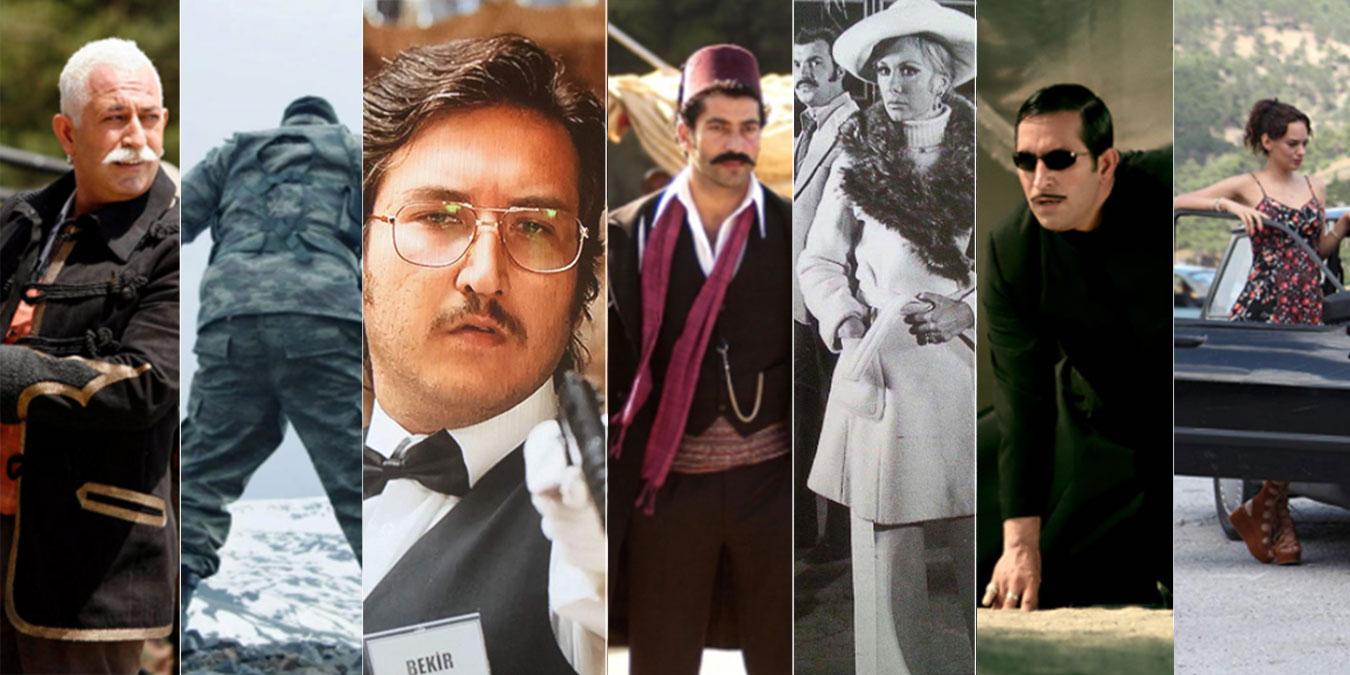 Türk Aksiyon Macera Filmleri - Türk Sinemasının En İyi 15 Aksiyon ve Macera Filmi