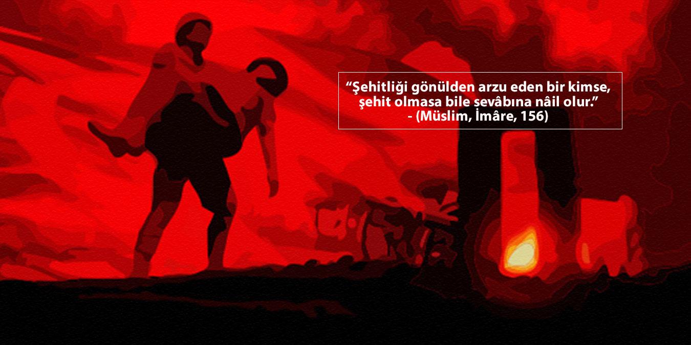 18 Mart Şehitleri Anma Günü Şiirleri, Sözleri - Destansı 18 Mart Şehitleri Anma Günü Sözler