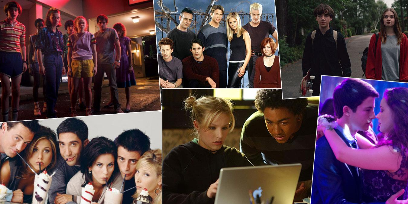 Gençlik Dizileri - IMDb Puanı Yüksek Gelmiş Geçmiş En İyi 30 Gençlik Dizisi
