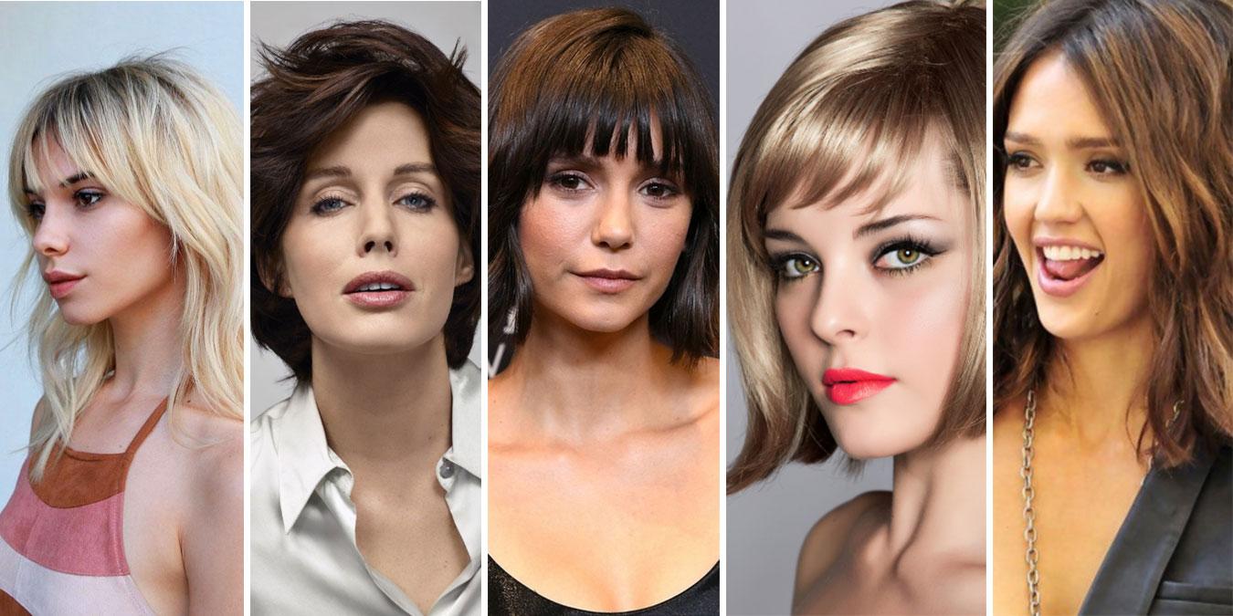 Kadın Saç Kesim Modelleri 2020 -  Kadınların En Çok Tercih Ettiği Saç Kesim Modelleri