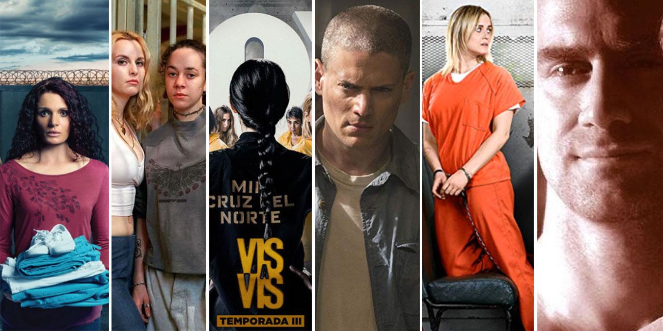 Hapishane Dizileri - IMDb Puanı Yüksek En İyi Hapishane Dizileri