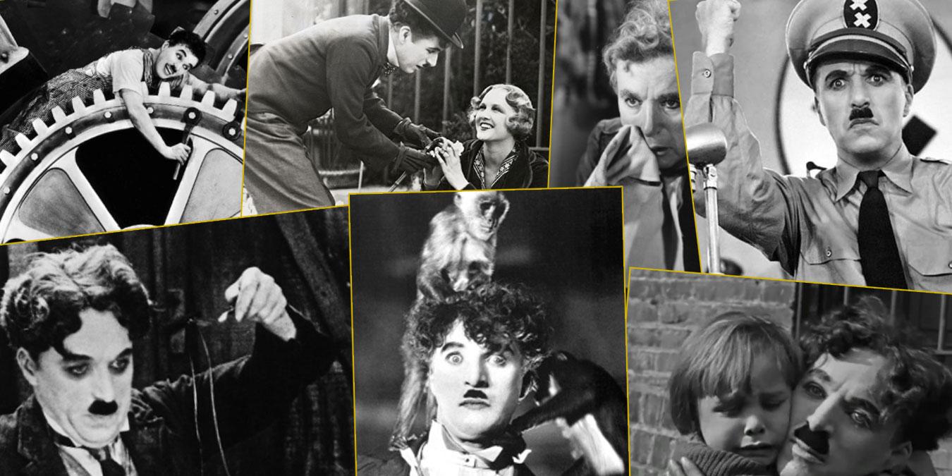 Charlie Chaplin Filmleri - Sinema Dünyasının Efsane İsmi Charlie Chaplin'in IMDb Puanı Yüksek En iyi ve Unutulmaz Filmleri