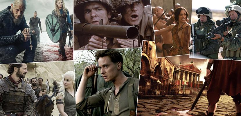 Savaş Dizileri - IMDb Puanı Yüksek Gelmiş Geçmiş En iyi Savaş Dizileri