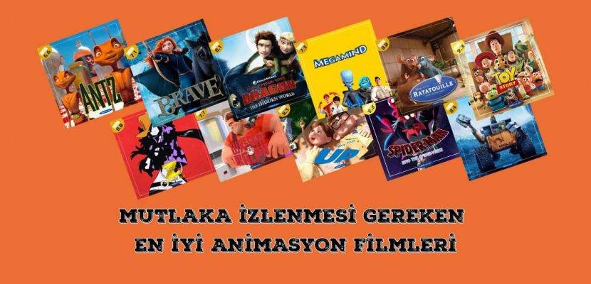 Animasyon Filmleri - Gelmiş Geçmiş En İyi 53 Animasyon Filmi