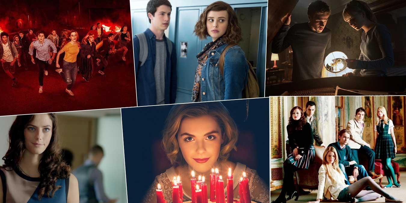 Netflix Gençlik Dizileri – IMDb Puanı Yüksek En İyi 12 Netflix Gençlik Dizisi