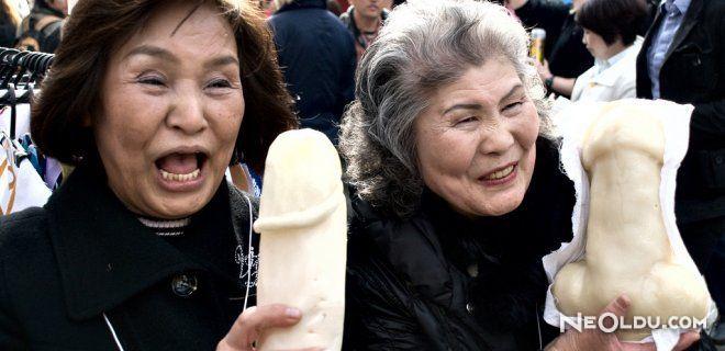 Çelik Penis Festivali (Kanamara Matsuri)