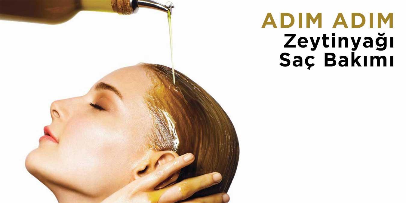 Adım Adım Zeytinyağı Saç Bakımı Nasıl Yapılır?