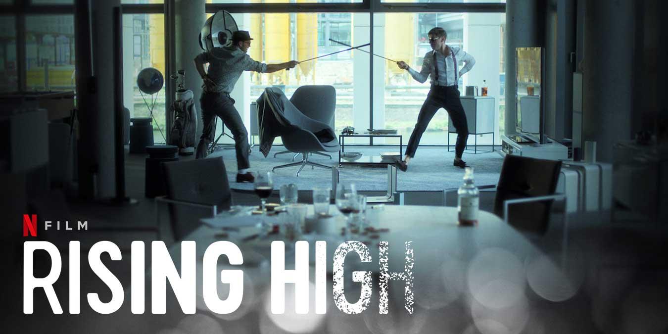Netflix Komedi ve Dolandırıcılık Filmi Rising High Hakkında Bilgiler
