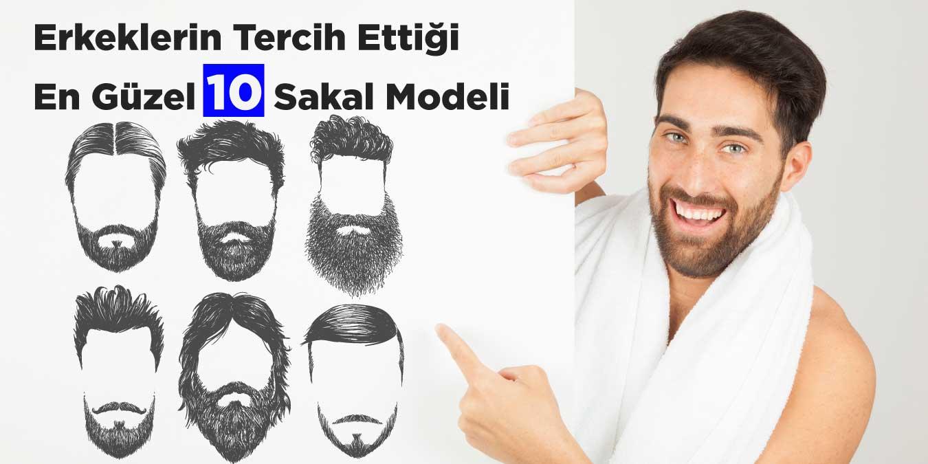 Sakal Modelleri - Erkeklerin Tercih Ettiği En Popüler 10 Sakal Modeli
