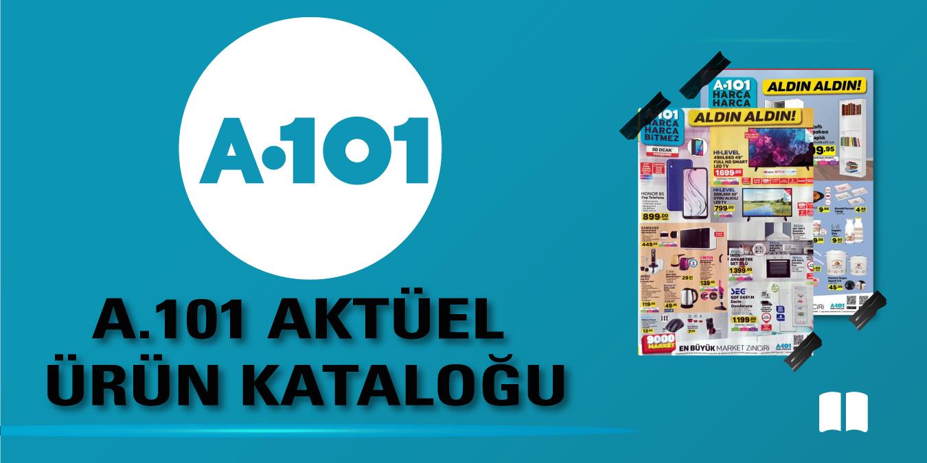 A101 26 Eylül 2020 - A101'de Bu Hafta Dikkat Çeken Ürünler