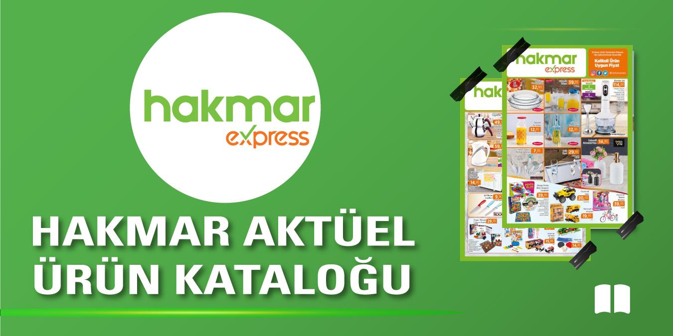 Hakmar Aktüel 16 Temmuz 2020 Kataloğu İndirimli ve Kampanyalı Ürünler Broşürü