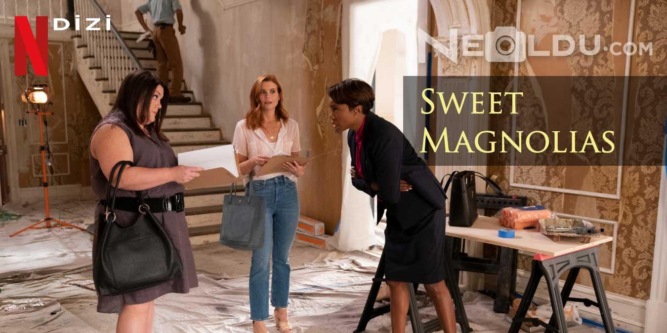 Sweet Magnolias 1.Sezon 2.Sezon izle #SosyalMedya #Tv #BB