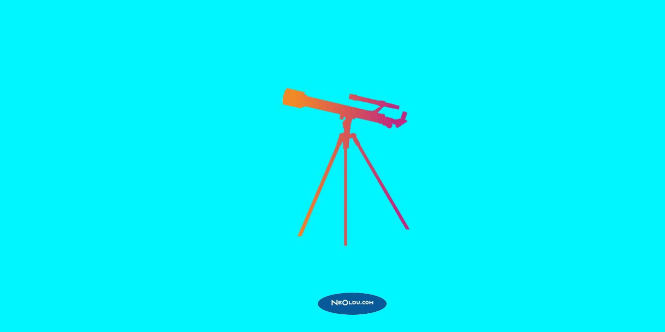 Rüyada Teleskop Görmek Ne Anlama Gelir?