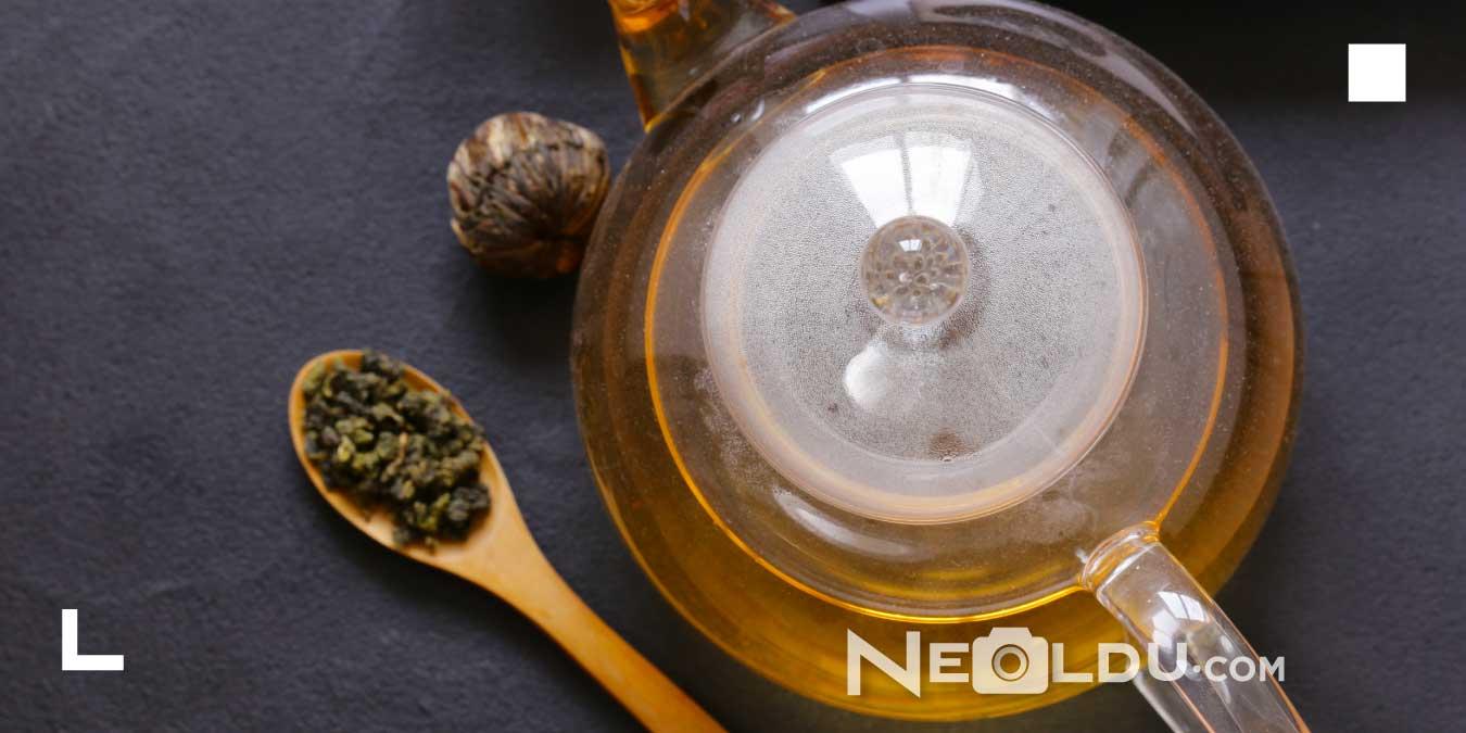 Zayıflamaya Yarayan En İyi 25 Bitki Çayı!