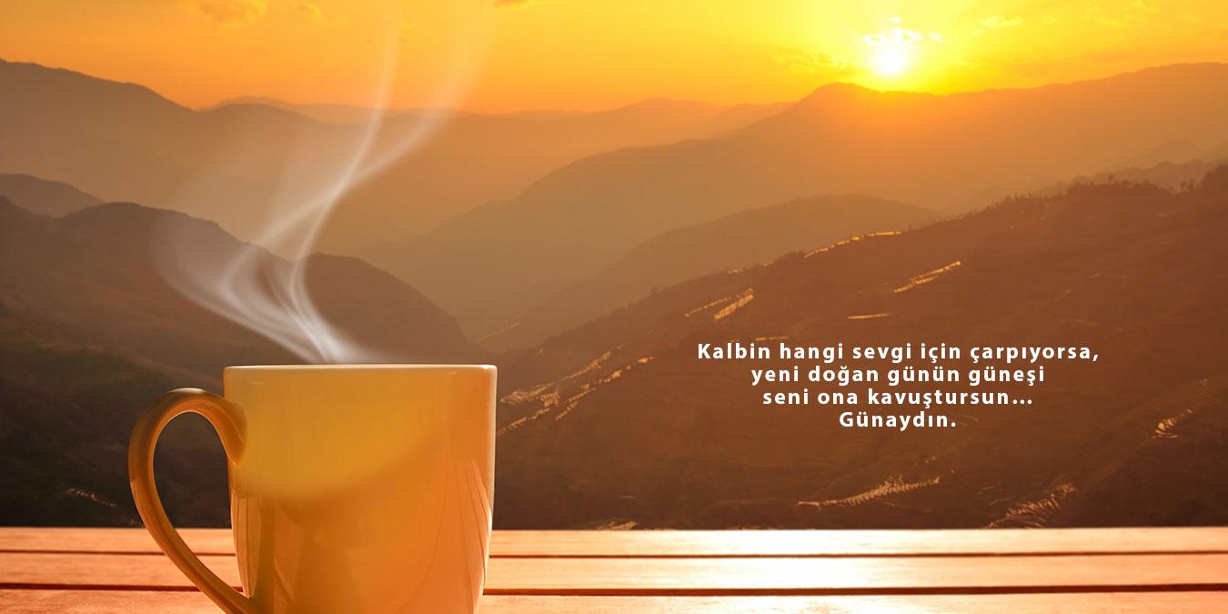Günaydın Mesajları - Sevgiliye, Arkadaşa Etkileyici Günaydın Mesajları