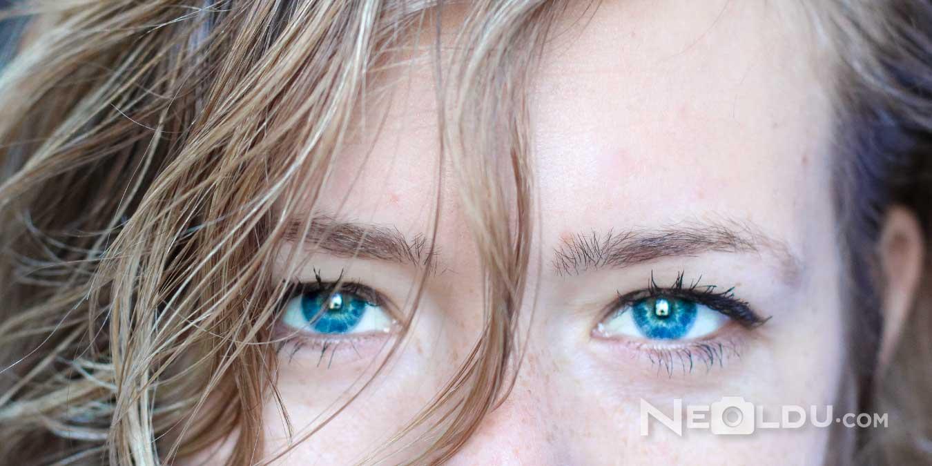 Göz İle İlgili Sözler - Gözlerle İlgili Anlamlı, Kısa ve Resimli Sözler
