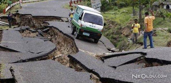 Dünya Tarihindeki En Büyük Depremler