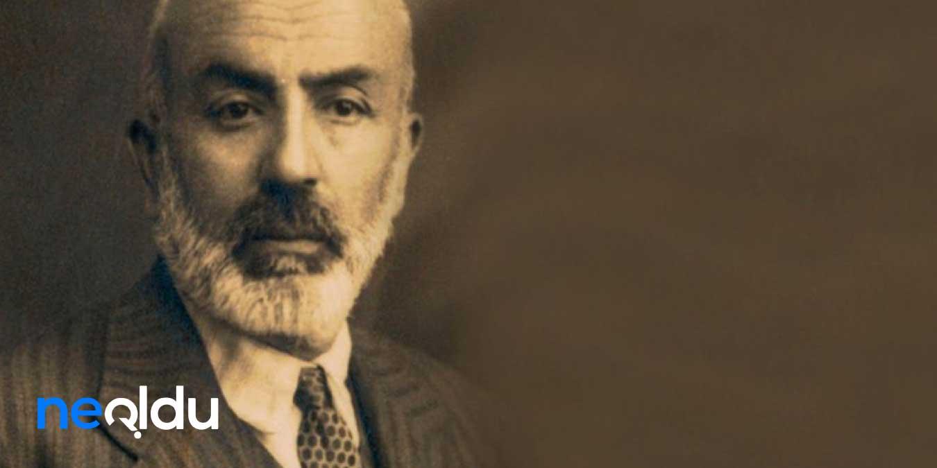 Mehmet Akif Ersoy Şiirleri – En Güzel ve Anlamlı Mehmet Akif Ersoy Şiirleri