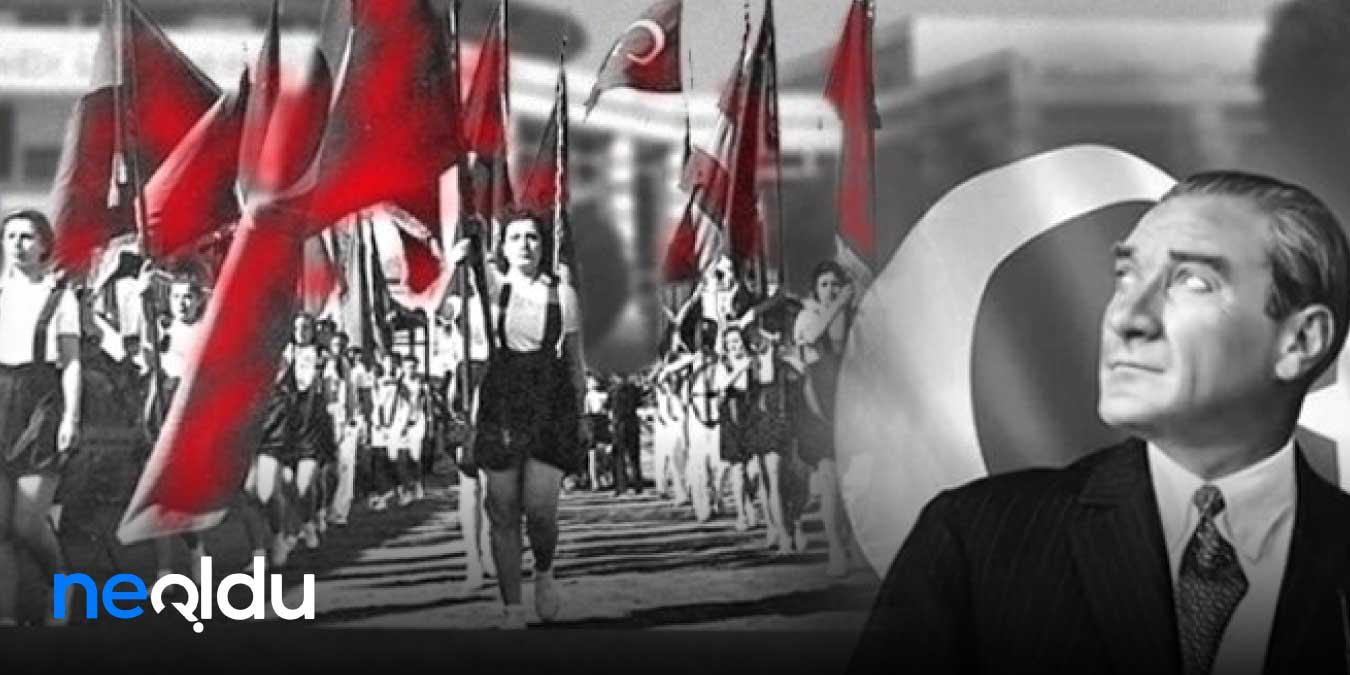 19 Mayıs Sözleri, Atatürk'ün 19 Mayıs ile İlgili Sözleri, 19 mayıs Kutlama Mesajları