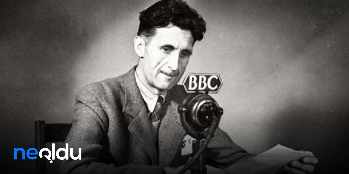 George Orwell Sözleri | George Orwell Kitaplarından Alıntı Sözler
