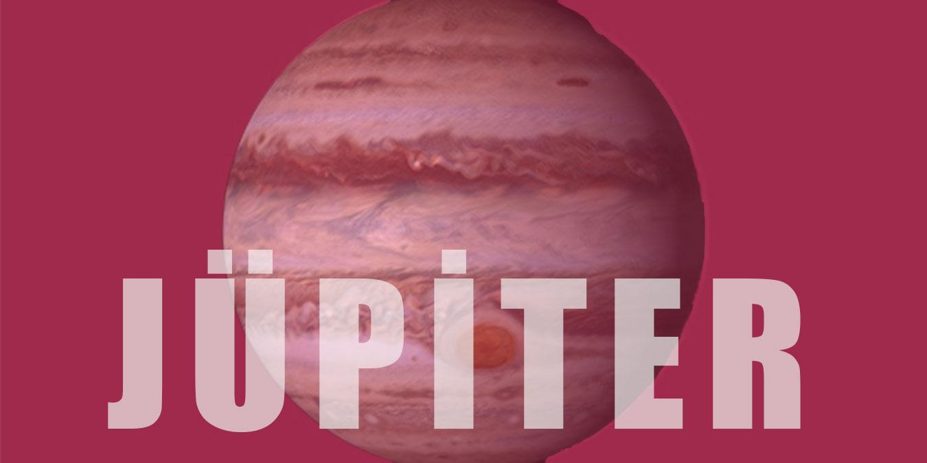 Jüpiter Gezegeni Hakkında Şaşırtıcı 30 Gerçek