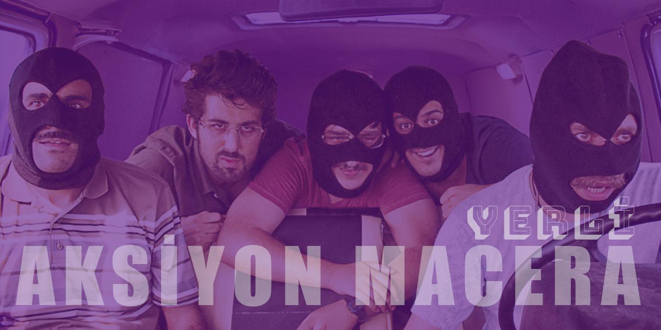 Türk Aksiyon Macera Filmleri | Türk Sinemasının En İyi 20 Aksiyon ve Macera Filmi