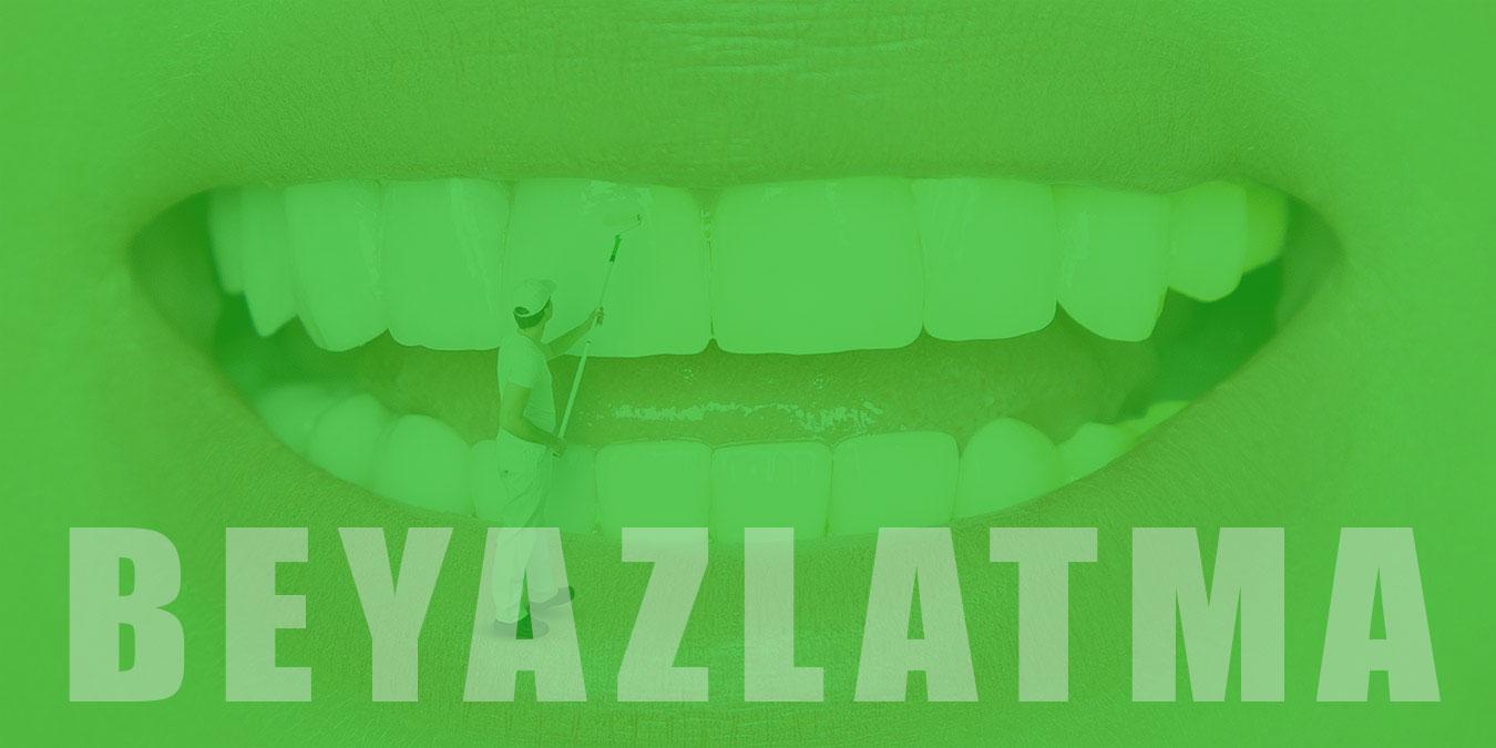 Evde Diş Beyazlatan Doğal Yöntemler