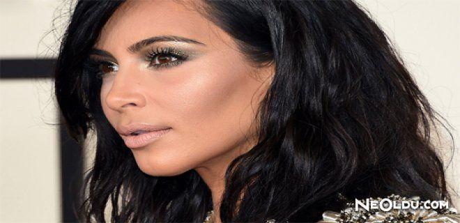 Kim Kardashian Makyaj Stili