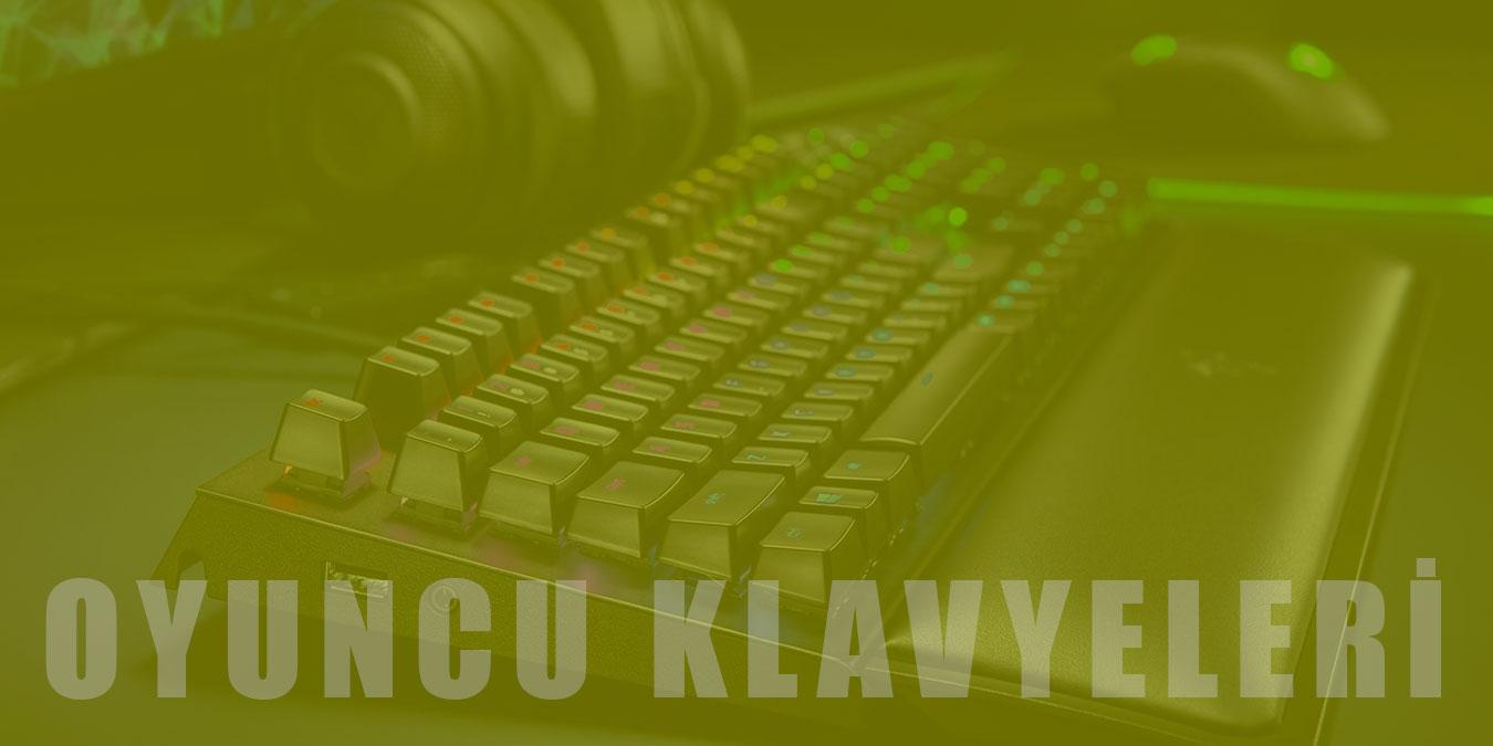 Gamer Dünyasına Damga Vuran En İyi 10 Oyuncu Klavyesi Modeli