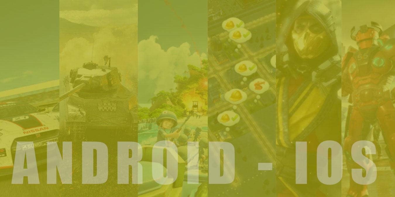En İyi Mobil Oyunlar 2021- Android ve İOS Tabanlı En Çok Oynanan Mobil Oyunlar