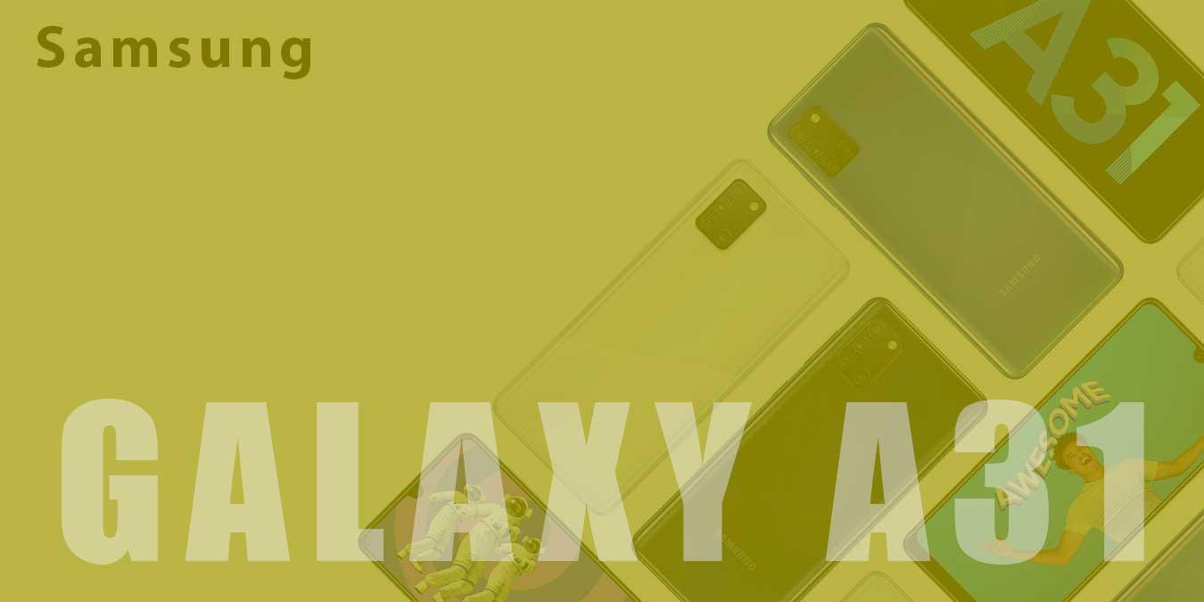 Samsung Galaxy A31 Teknik Özellikleri ve İnceleme