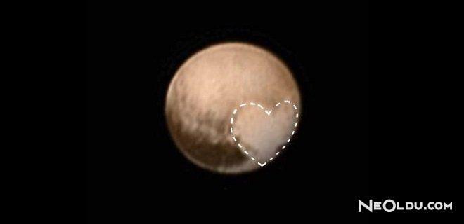 Plüton'dan Dünya'ya İlk Mesaj