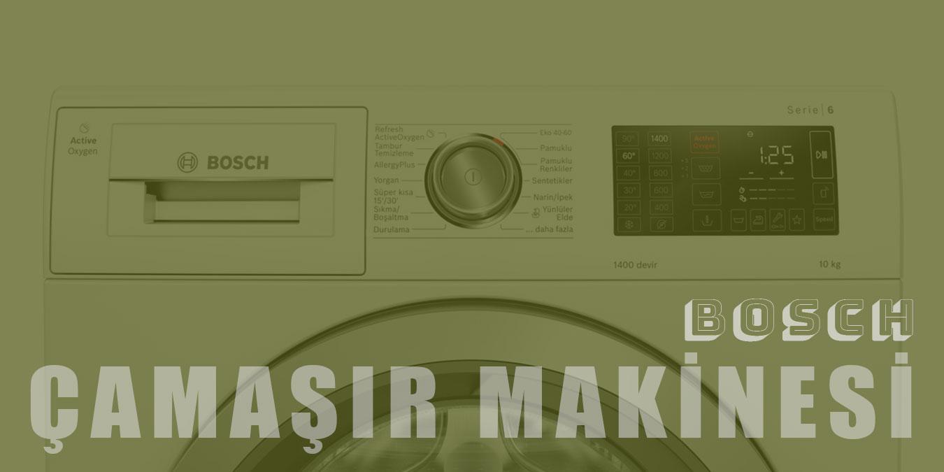 En İyi 10 Bosch Çamaşır Makinesi Modeli | Fiyat & İnceleme